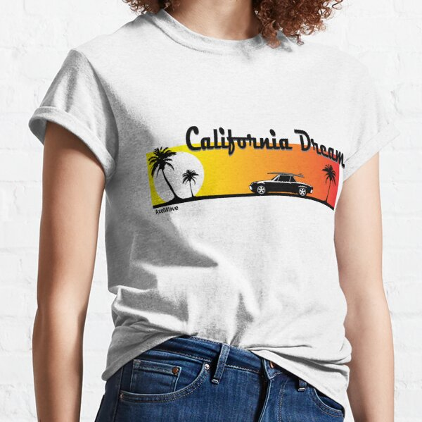 914 California Dream T-shirt classique