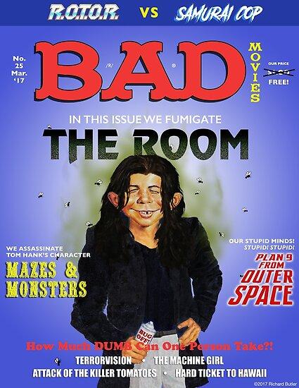 BAD Magazine by OculusOrbus