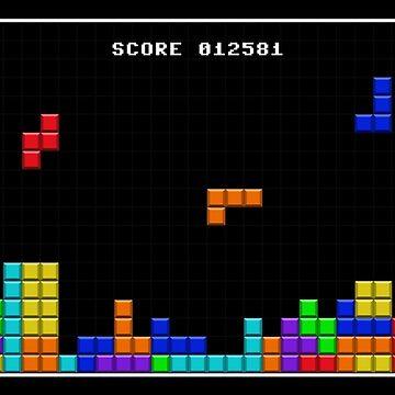 Tetris by Aloyssia