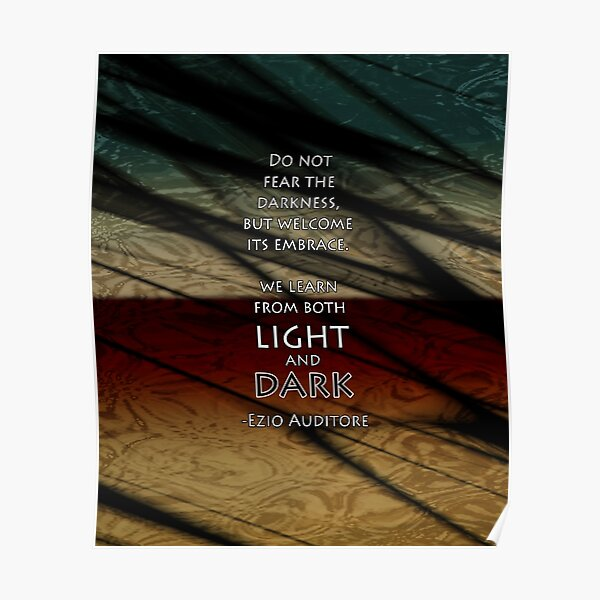 Assassins Creed Quotes Posters Redbubble