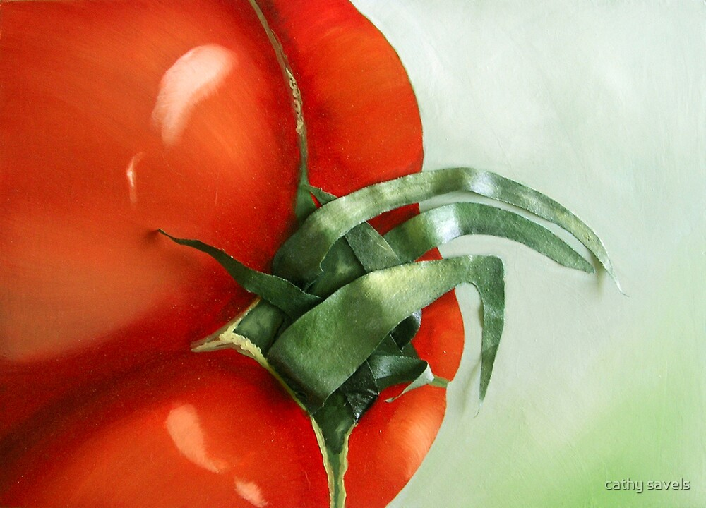 tomato by cathy savels