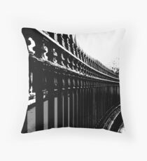 Fence Me In Throw Pillow