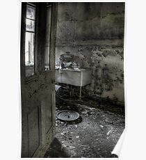Laundry Room Poster