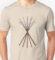 Some 16th Century Polearms Unisex T-Shirt
