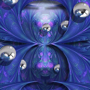 BLue Heaven by ALatorreArt