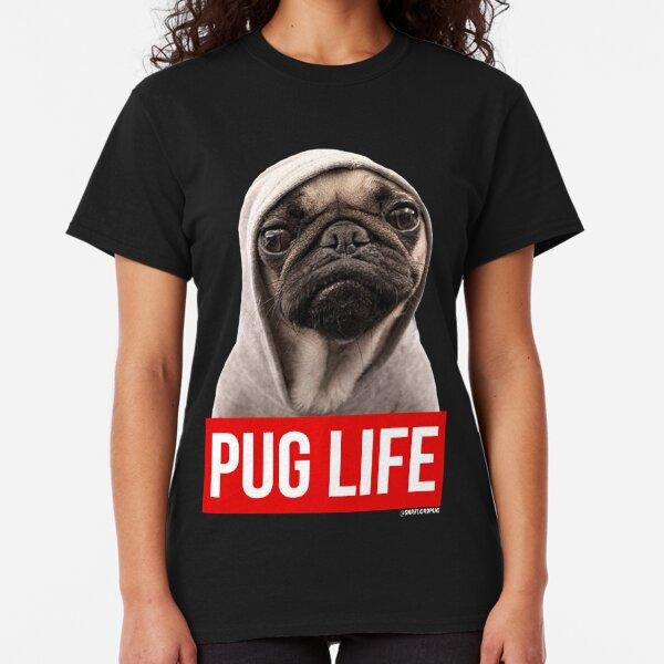 Original Pug Life Pug Classic T-Shirt