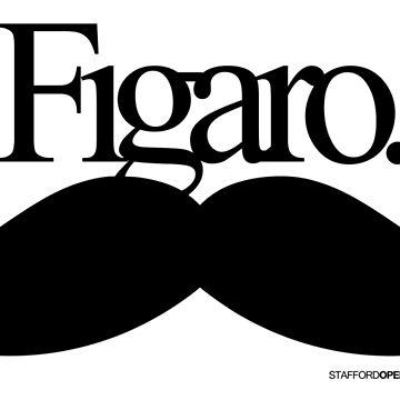 Figaro Mustache by breenichols