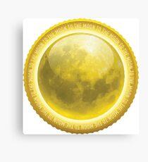 Mooncoin Canvas Print