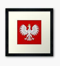Polish Eagle Framed Print