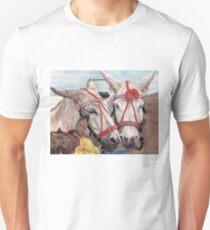 Donkey Ride Unisex T-Shirt