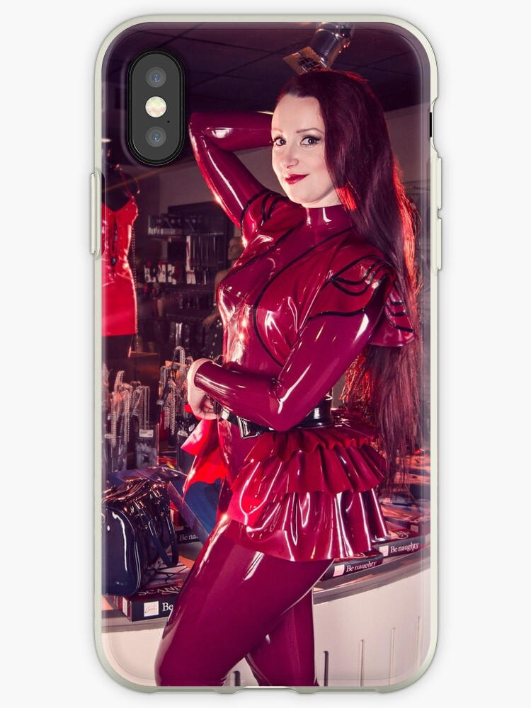 26d204789a 24hour catsuit and latex skirt