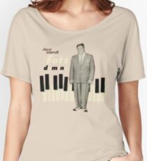 Here Stands fats Domino Women's Relaxed Fit T-Shirt