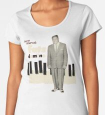 Here Stands fats Domino Women's Premium T-Shirt