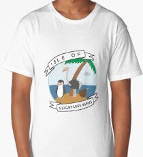 Isle of Flightless Birds Long T-Shirt