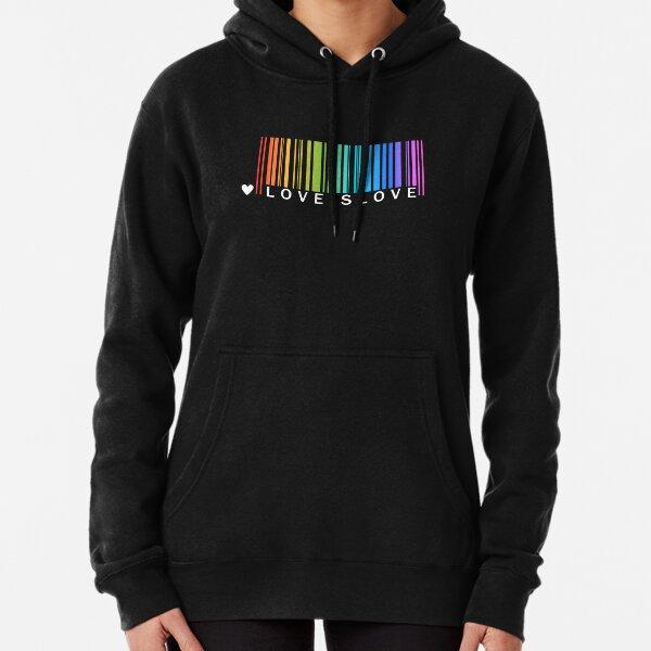Love is Love - LGBT Pride t-shirt Pullover Hoodie