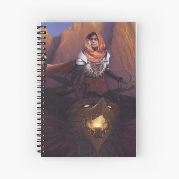 Rogue Spiral Notebook