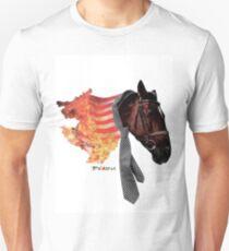 Flaming Horse T-Shirt