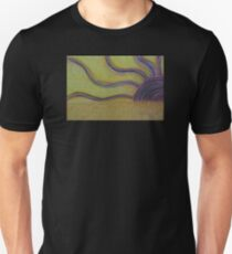 black sun Unisex T-Shirt