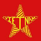 The Gold Star Shines Bright in Vietnam by Adam Campbell