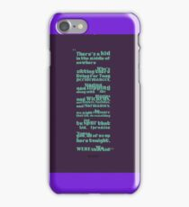 NPH Tony Speech 2013 iPhone Case/Skin