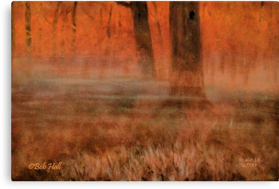 EARLY MORNIN' IN GEORGIA, Acrylic Painting, for prints and products by Bob Hall©