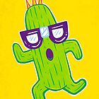 Cactus Glasses by strangethingsA