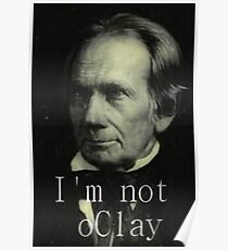 Henry Clay is Not Okay Poster