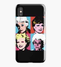 Warhol Girls iPhone Case/Skin