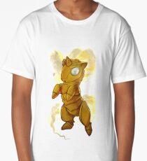 Steampunk Unicorn Long T-Shirt