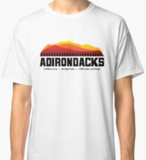 Adirondack Mountains - New York Classic T-Shirt