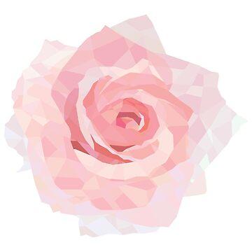 Crystal-Rose by Mirumitsu