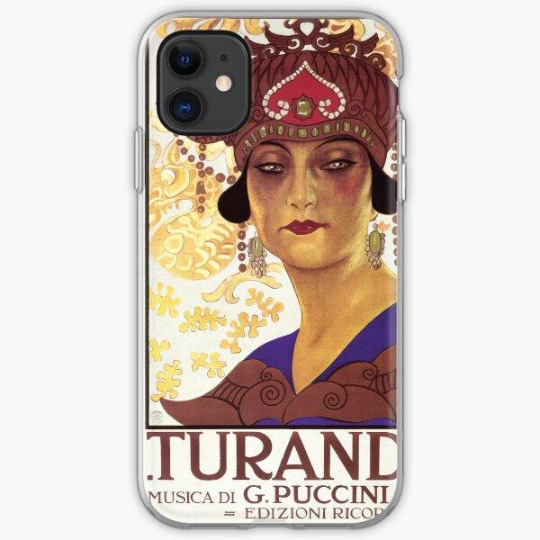 Turandot Vintage iPhone Soft Case
