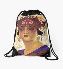 Turandot Vintage Drawstring Bag