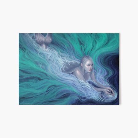Aurora Art Board Print