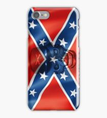 Southern Heritage Not Hate iPhone Case/Skin
