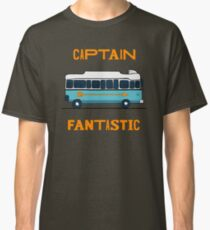 captain fantastic bus Classic T-Shirt