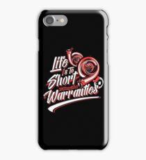 Just A Piece of Paper, You Do Not Need to Worry About It iPhone Case/Skin