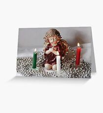Peace On Earth  -Season Greetings - Greeting Card