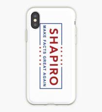 Ben Shapiro - Make Facts Great Again iPhone Case