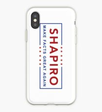 Ben Shapiro - Make Facts Great Again iPhone Case