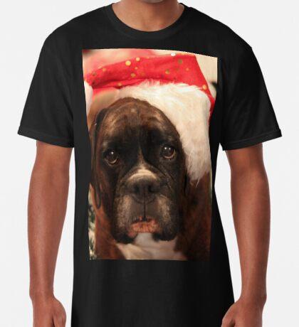 Die Grüße der Jahreszeit - Boxer Dogs Series Longshirt