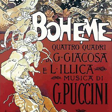 La Boheme Vintage by breenichols