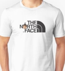 The North West Face (Angry Kanye Face) Unisex T-Shirt