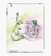 Swept iPad Case/Skin