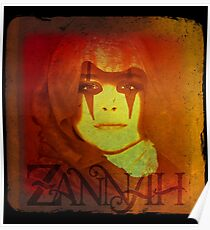 Darth Zannah, Queen of the Sith Poster