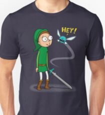 Hey! Look at me! Unisex T-Shirt