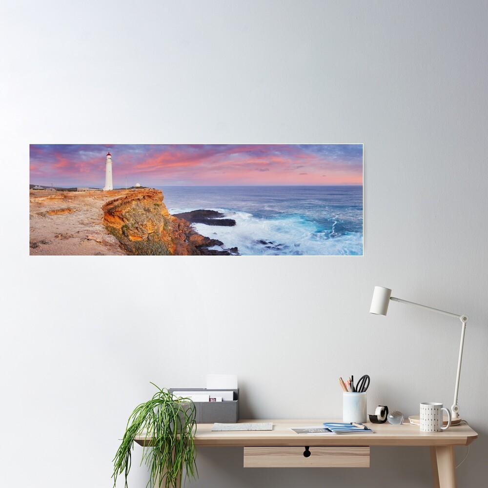 Cape Nelson Lighthouse, Portland, Victoria, Australia Poster