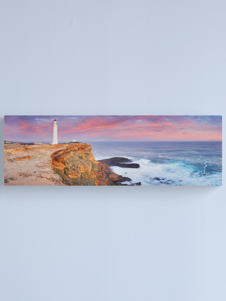 Alternate view of Cape Nelson Lighthouse, Portland, Victoria, Australia Canvas Print