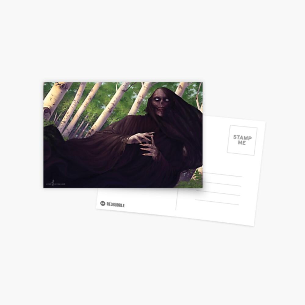 Suriel Postkarte