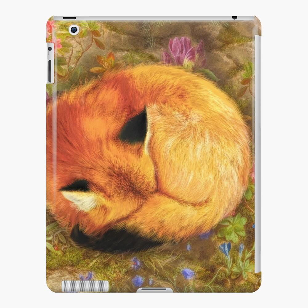 The Cozy Fox iPad Case & Skin